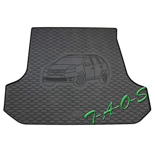 TAOS Kofferraumschutz aus Gummi für Logan MCV ab 2013- (1190596501)
