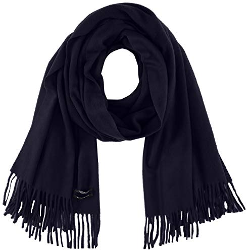 Scotch & Soda Classic Wool Scarf sjaal voor dames