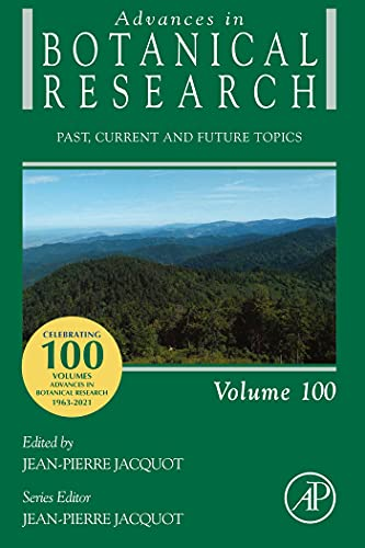 Advances in Botanical Research: Past, Current and Future Topics (ISSN)