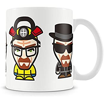 Unica GB Eye MG22467 Tazza Breaking Bad Heisenberg Wanted Ceramica