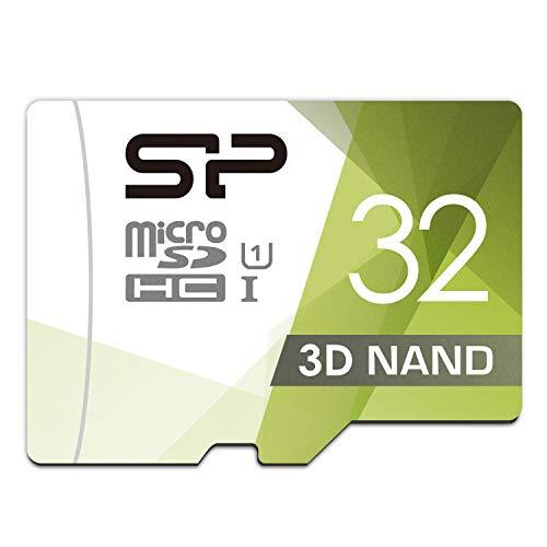 シリコンパワー『microSD カード 32GB class10 UHS-1対応【Amazon.co.jp限定】』