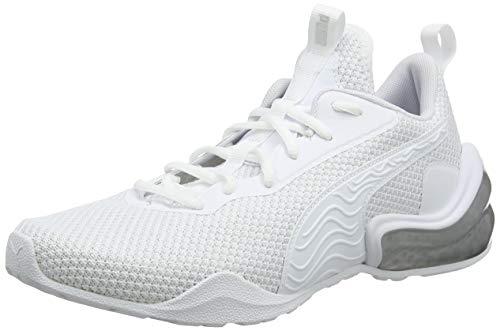 PUMA LQDCELL Challenge, Zapatillas de Running para Hombre, Blanco White, 42 EU