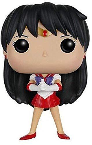 Funko Mars Figura de Vinilo, colección de Pop, seria Sailor Moon, Multicolor, Estándar (7302)