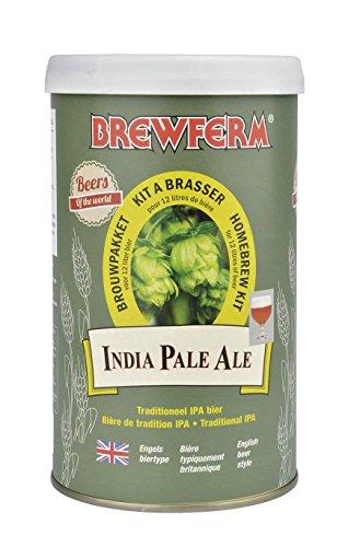 Kit à bière Brewferm IPA pour 12 l