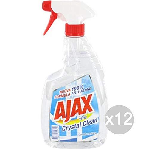 AJAX Glasspray Crystal Clean 750 ml