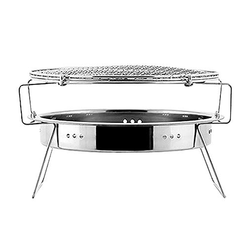 Learn More About ZK Outdoor Mini BBQ Grill Stainless Steel BBQ Grill Folding BBQ Grill Barbecue Acce...