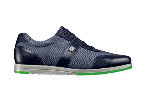 FootJoy Ladies Spikeless Casual Collection Golf Shoes Midnight/Denim 7 Medium