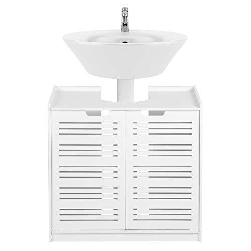 Mueble para baño bajo el lavabo, mueble de suelo baño, mueble multiusos...