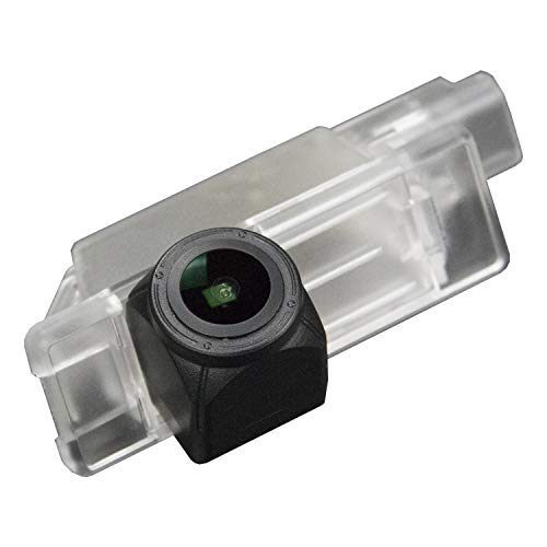 HD 1280x720p Telecamera per portellone posteriore, visione notturna,telecamera posteriore per Peugeot 301 307 308 408 508 2008 3008 Citroen C5 C4 C-Triomphe Elysee C-Quatre MG3 MG5 DS5 DS6 2010-2014