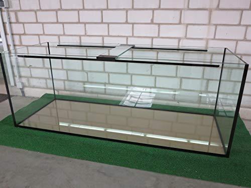 Acuarios de Diamante, 150 x 80 x 60 cm, Cristal de 12 mm, 720 litros