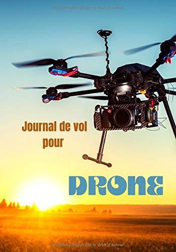 Journal de vol pour drone/ journal de bord drone/suivi des vols pour drone/Télèpilotage de drone: suivi des vols de drone/gardez une trace de tous vos vols et calculer vos heures de vols