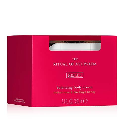 RITUALS The Ritual of Ayurveda Körpercreme zum Wiederbefüllen, 220 ml
