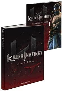 Killer Instinct: Prima's Official Game Guide (Prima Official Game Guides) by Parbhoo, Reepal, Menoutis, Bill (2013) Hardcover