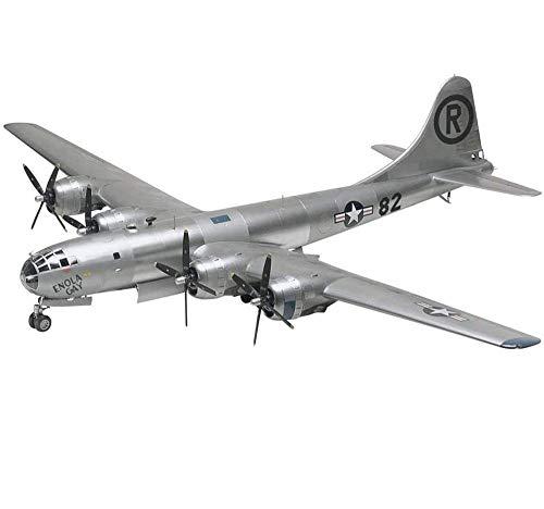 CMO Aeromodelismo, WWII Bombardero B-29 USA Modelo De Aleación Escala 1/200, Juguetes y Regalos para Adultos