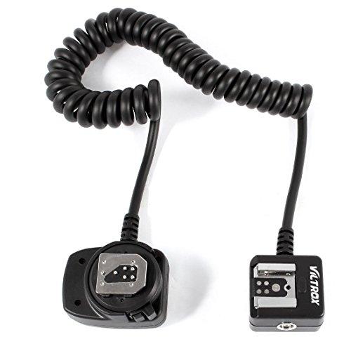 OC-E3 TTL de sincronización del flash de cámara Cable para la zapata...