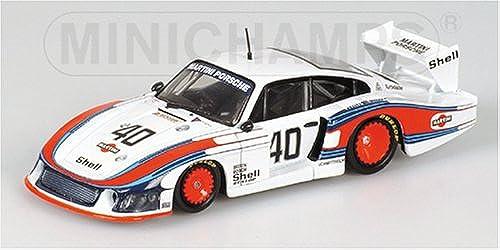 Minichamps 430786740 - Porsche 935 78 Moby Dick Martini Porsche Norisring ′78 J. Ickx