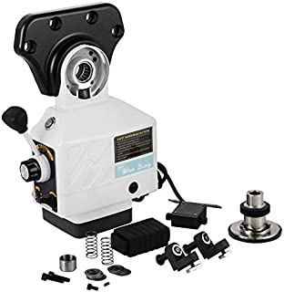 Mophorn Power Feed Al-310S X-Axis Torque 450 in-lb Power Feed Milling Machine 200PRM Power Table Feed Mill Fits Bridgeport Acer (450 in-lb X-Axis Torque)