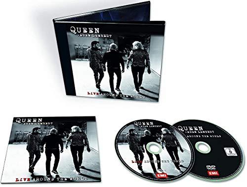 2014-2020: ԼΙVΕ ΑɌΟՍΝD ΤΗΕ WΟɌԼD (CD/DVD)