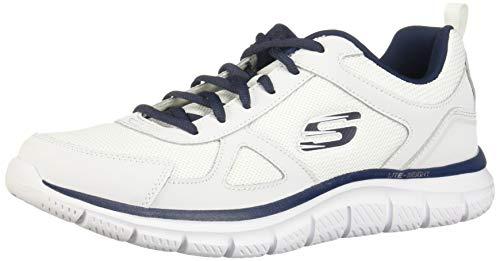 Zapatillas de Deporte para Hombre SKECHERS en Lona Blanca 52631-WNV