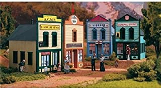 PIKO G SCALE MODEL TRAIN BUILDINGS - LEATHER GOODS & BOOTS STORE - 62237
