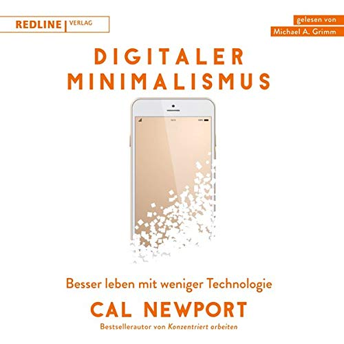 Digitaler Minimalismus cover art