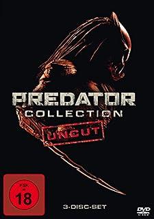 Predator Collection: Predator / Predator 2 / Predators (3 Discs, Uncut)