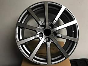 New 19 inches HPF Style Wheels Rims Set of 4 compatible with Honda Accord - Acura - Civic (19 x 8 / ET: 55 mm/CB: 64.1 / 5x114.3)