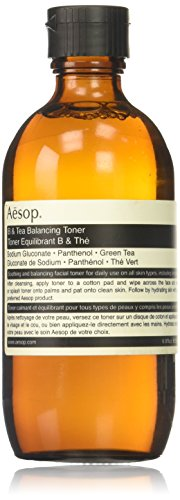 Aesop B & Tea Balancing Toner By Aesop for Unisex - 6.8 Oz Toner, 6.8 Oz