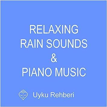 Relaxing Rain Sounds and Piano Music