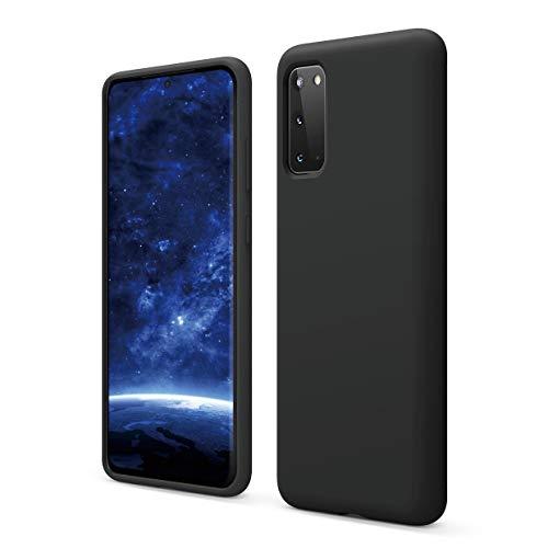 """Elago Galaxy S20 Custodia in Silicone Progettata per Samsung Galaxy S20 Cover 6.2"""" - Silicone Premium, Protezione Completa del Dispositivo:..."""