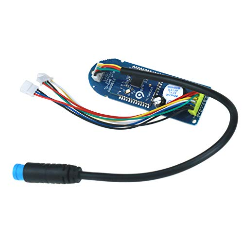 Abracing Circuit Board Dashboard Adapter Elektrische Scooter Onderdelen voor Xiaomi Mijia M365