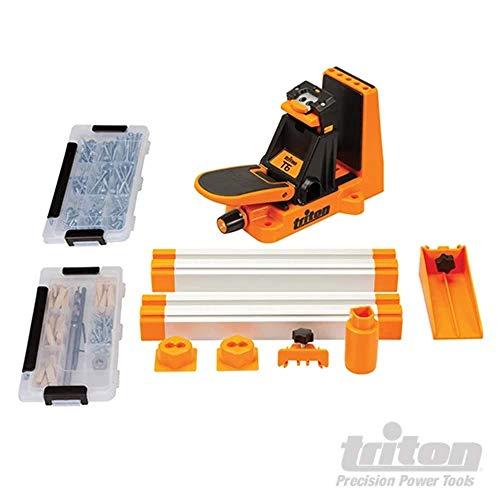 Triton 785243 T6 Pocket Hole JIG Master Set
