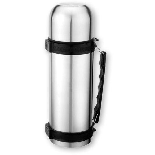 1200 ml en acier inoxydable sous vide d'étanchéité Bouteille thermos de voyage Café boissons chaudes et froides