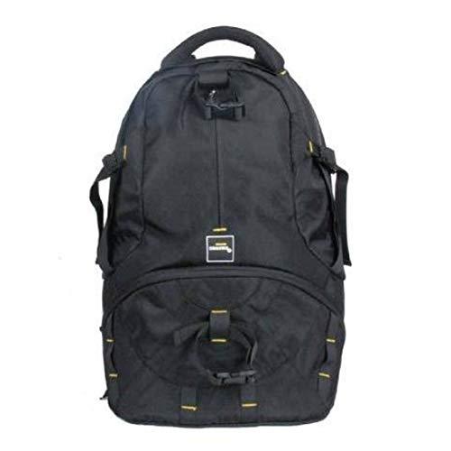 XTREM+ XTREMPLUS Challenge Cube L - Premium Fototasche - Fotorucksack - ist ideal für Lange Wanderungen, Bergtouren und Reisen