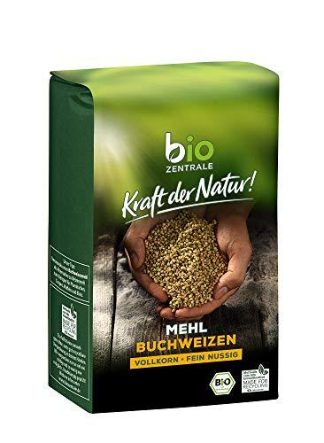 biozentrale Buchweizenmehl 6er Pack (6 x 500g)