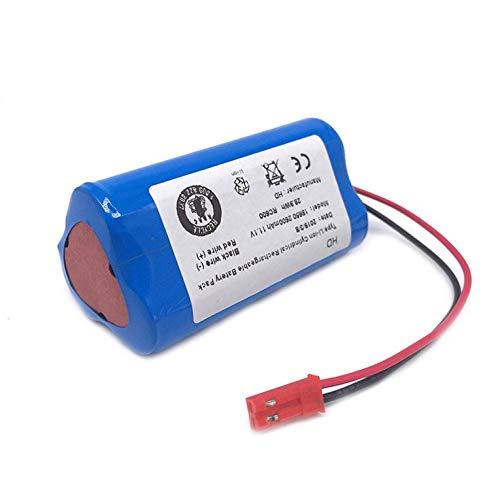 Eletam Batería de 11,1 v para ilife V5s V3 CW310 X5 V5PRO V5 V7 Piezas de aspiradora aspiradora Mortor