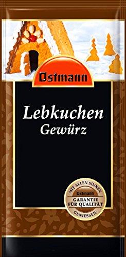 """Ostmann LEBKUCHEN - GEWÃœRZ (15 g) QUALITÃ""""TS PRODUKT"""