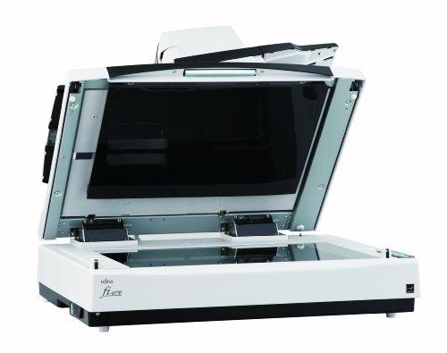 Lowest Price! Fujitsu fi-6770 - Document scanner - Duplex - Ledger - 600 dpi x 600 dpi - up to 90 pp...