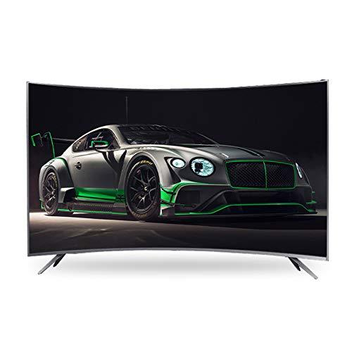 Smart TV ultradelgado de 55/60 Pulgadas, TV LCD HD Curvada TV LED (versión TV, versión Inteligente) Frecuencia de actualización 60 Hz