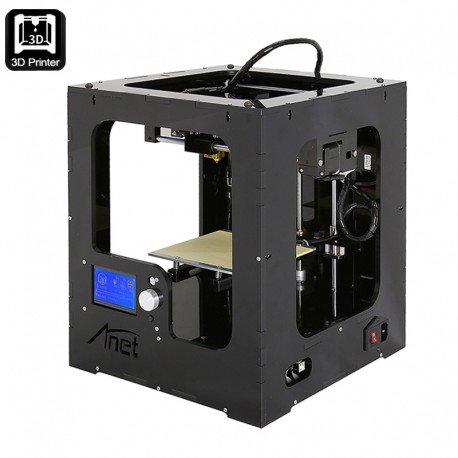 ANET A3 Alta precisión Impresora 3D - filamentos múltiples de Apoyo, Volumen 150 mm Cubed impresión, impresión de la precisión