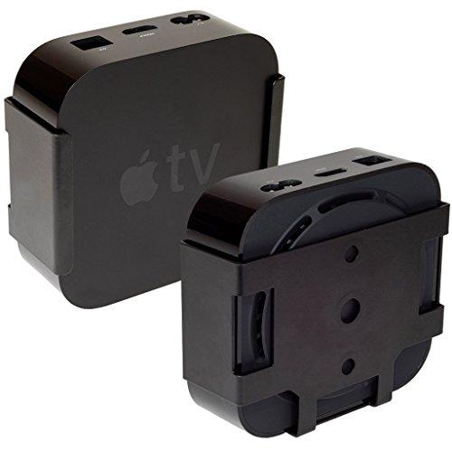 HIDEit ATV4K   Montaje en Pared Para Apple TV 4K