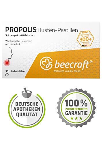 Beecraft Propolis Husten- 30 stk