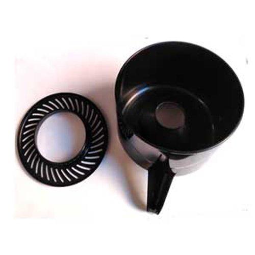 LACOR–Colector de Zumo y Filtro para 69286, Multicolor, 30x 30x 30cm