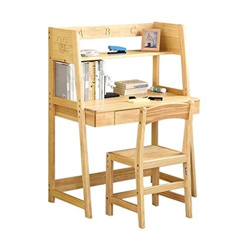 FGH QPLKKMOI Mesas y sillas, 2 Estante con estantería, Tabla de Muebles, Escritorio Moderno Encimeras