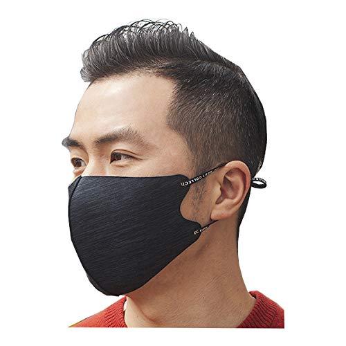 2er Set waschbare Mundmasken -...