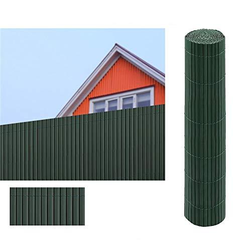 Comercial Candela CAÑIZO PVC Doble Cara Verde 1,5X3 Metros