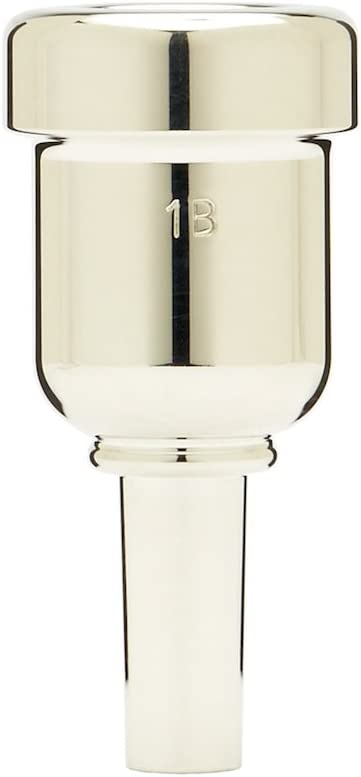 Denis Wick DW6881-1B Heavytop Silver-Plated Mouthpiece Popular brand in the world Cheap SALE Start Cornet