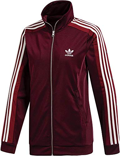 adidas Damen Jacke Adibreak Originals, Rot, 34, CE1003