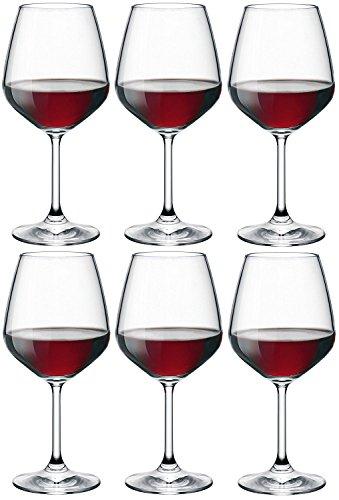 Set 6 CALICI da vino modello DiVino da 53 CL BORMIOLI ROCCO MADE IN ITALY