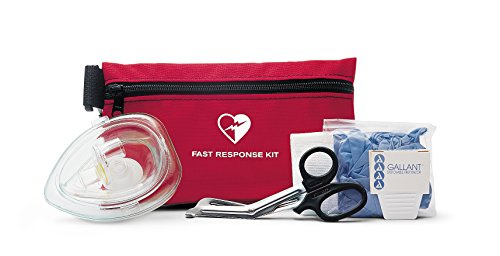 Philips HeartStart AED Defibrillator Fast Response Kit, Model:68-PCHAT
